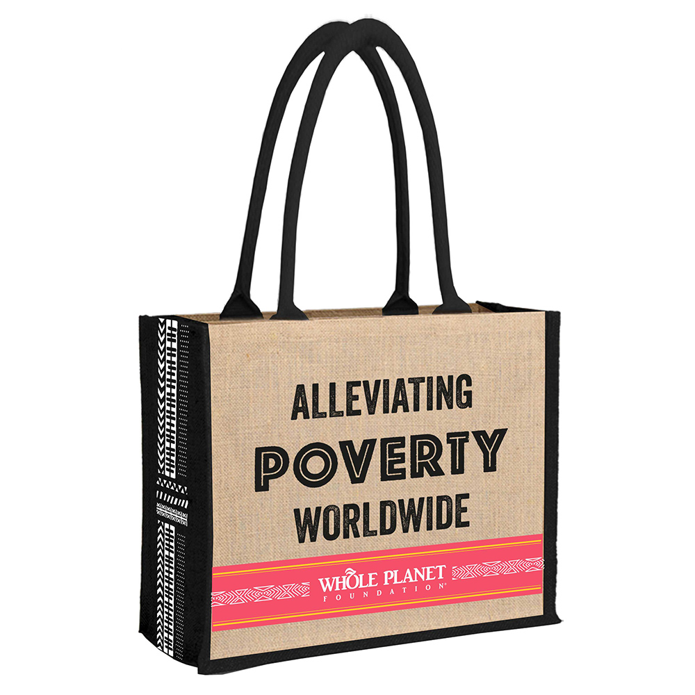 Whole Foods Alleviate Poverty Tote Bag Meghan S Mirror