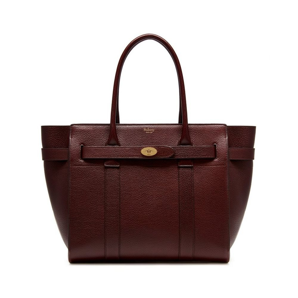 8221b068453 Mulberry Zipped Bayswater in Oxblood - Meghan's Mirror