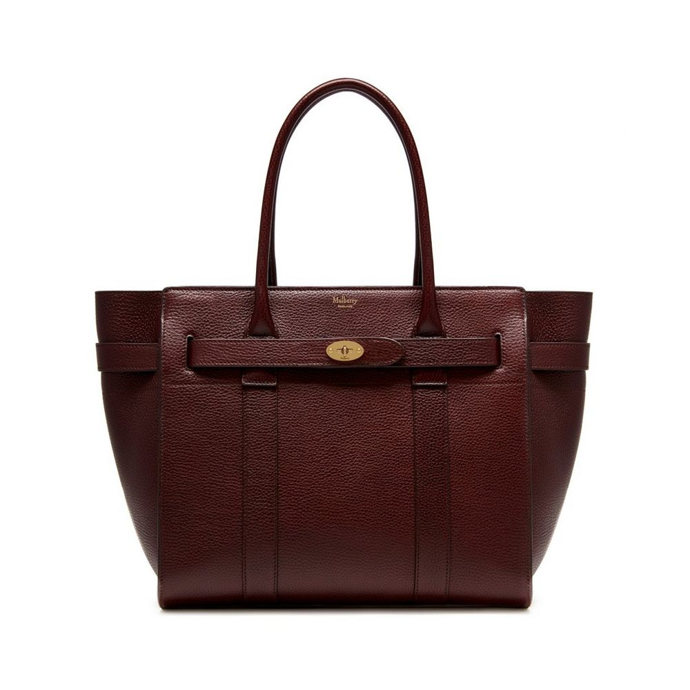 827d1aa746e Mulberry Zipped Bayswater in Oxblood - Meghan s Mirror