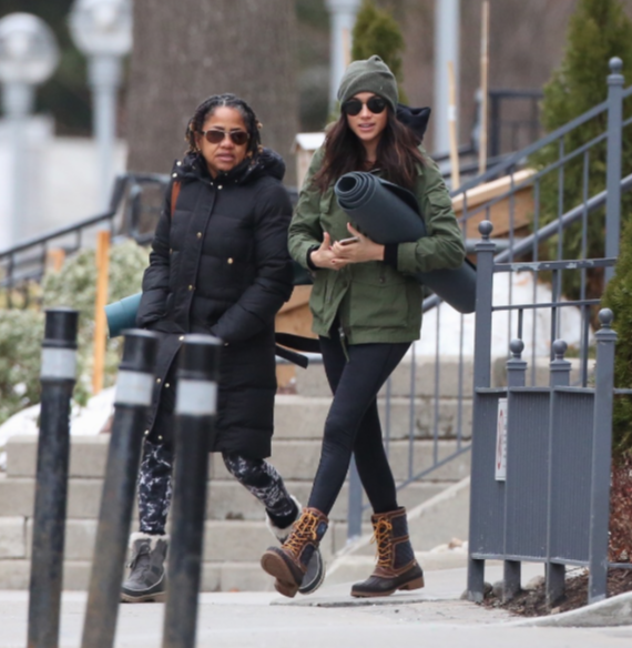 Chronicling The Style Of Meghan Markle