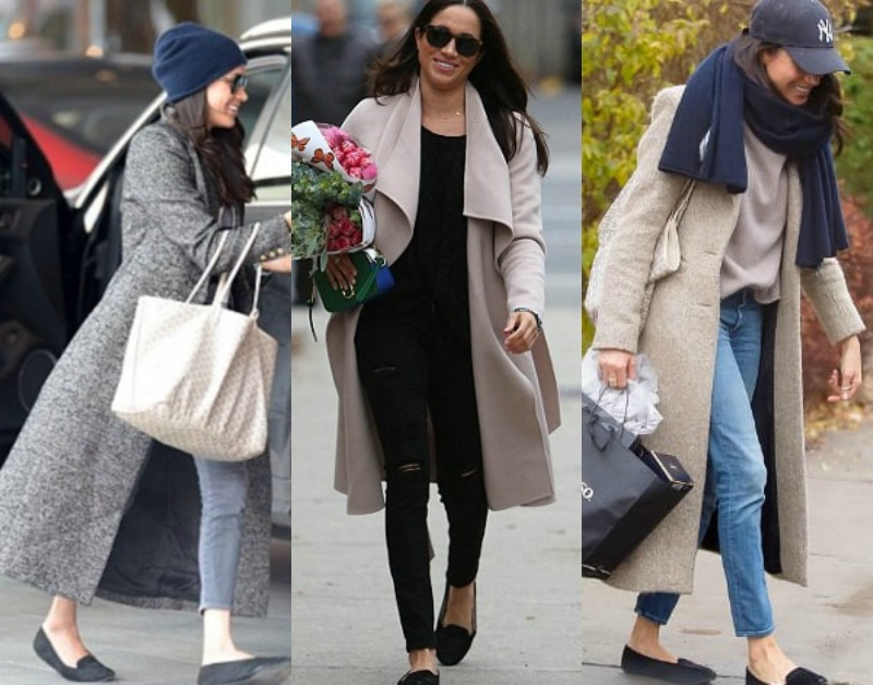 Meghan Markle Slippers