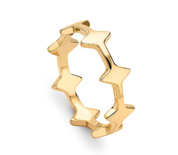 Meghan Markle Gold Ring