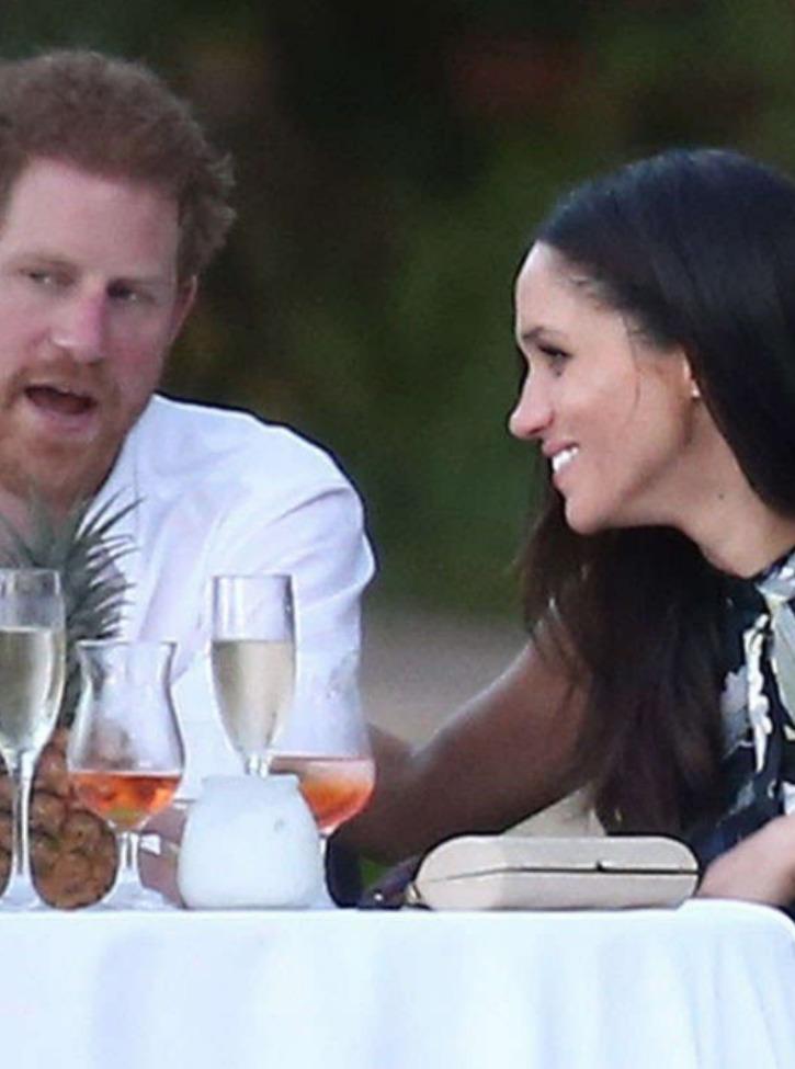 Meghan And Harry Attend Jamaican Wedding Meghan S Mirror