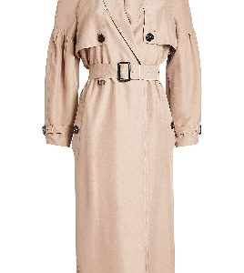 Meghan Markle Polo Trench