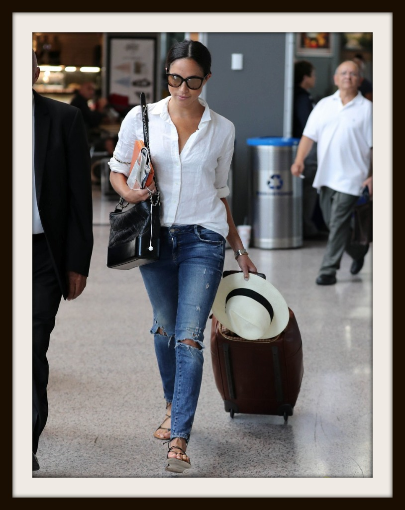 Meghan Arrives In Austin For Suits Event Meghan S Mirror