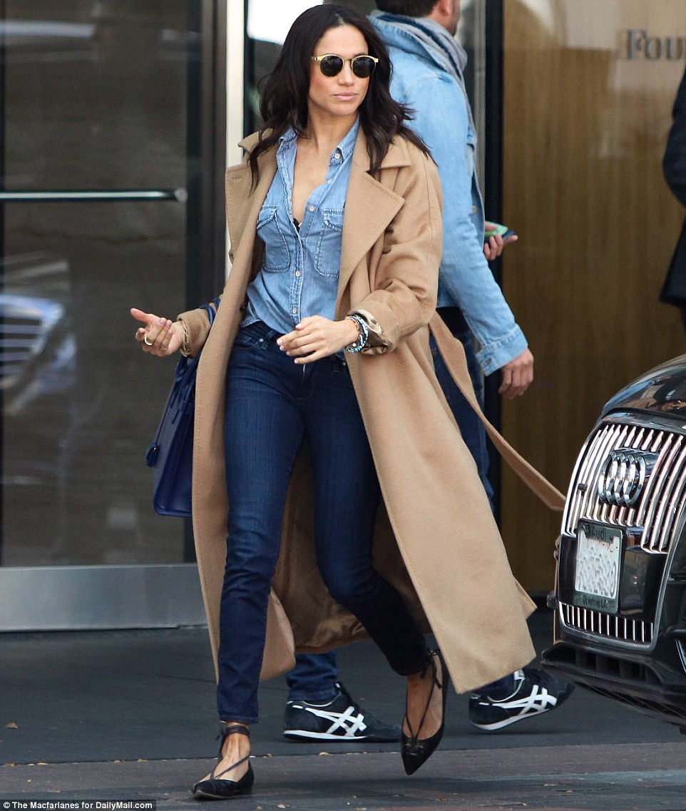 Gallery Meghan Markle Best Fashion Moments On Suits: Meghan Markle's 10 Most Affordable Fashion Items (That Are