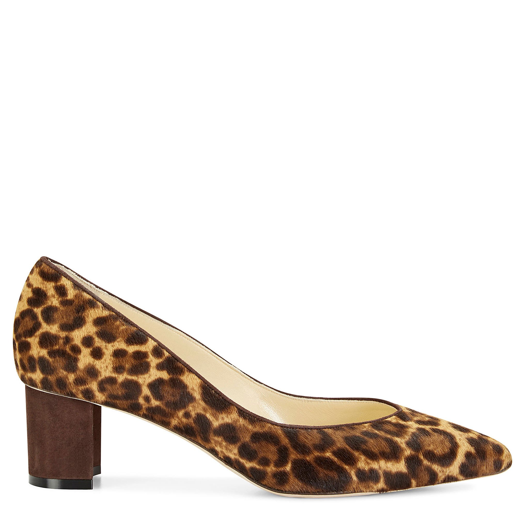 6abe54e3bf60 Sarah Flint Specialty Emma Shoes. Meghan fell in love with these chocolate  leopard heels ...