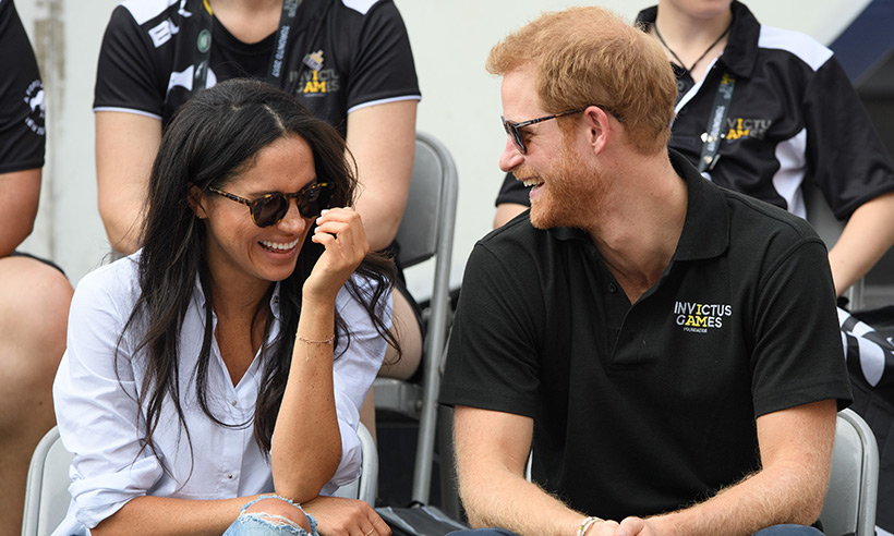 e34a149c6a Everyone wanted to get their hands on the trendy-yet-classic shades that Meghan  Markle wore to debut her PDA-filled relationship with Prince ...