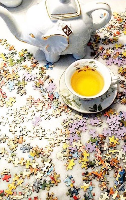 Meghan Markle Elephant Tea Pot