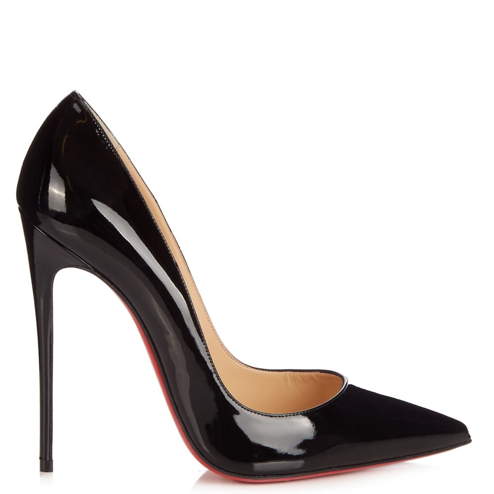 quality design 47c24 3a271 Christian Louboutin So Kate in Black - Meghan's Mirror