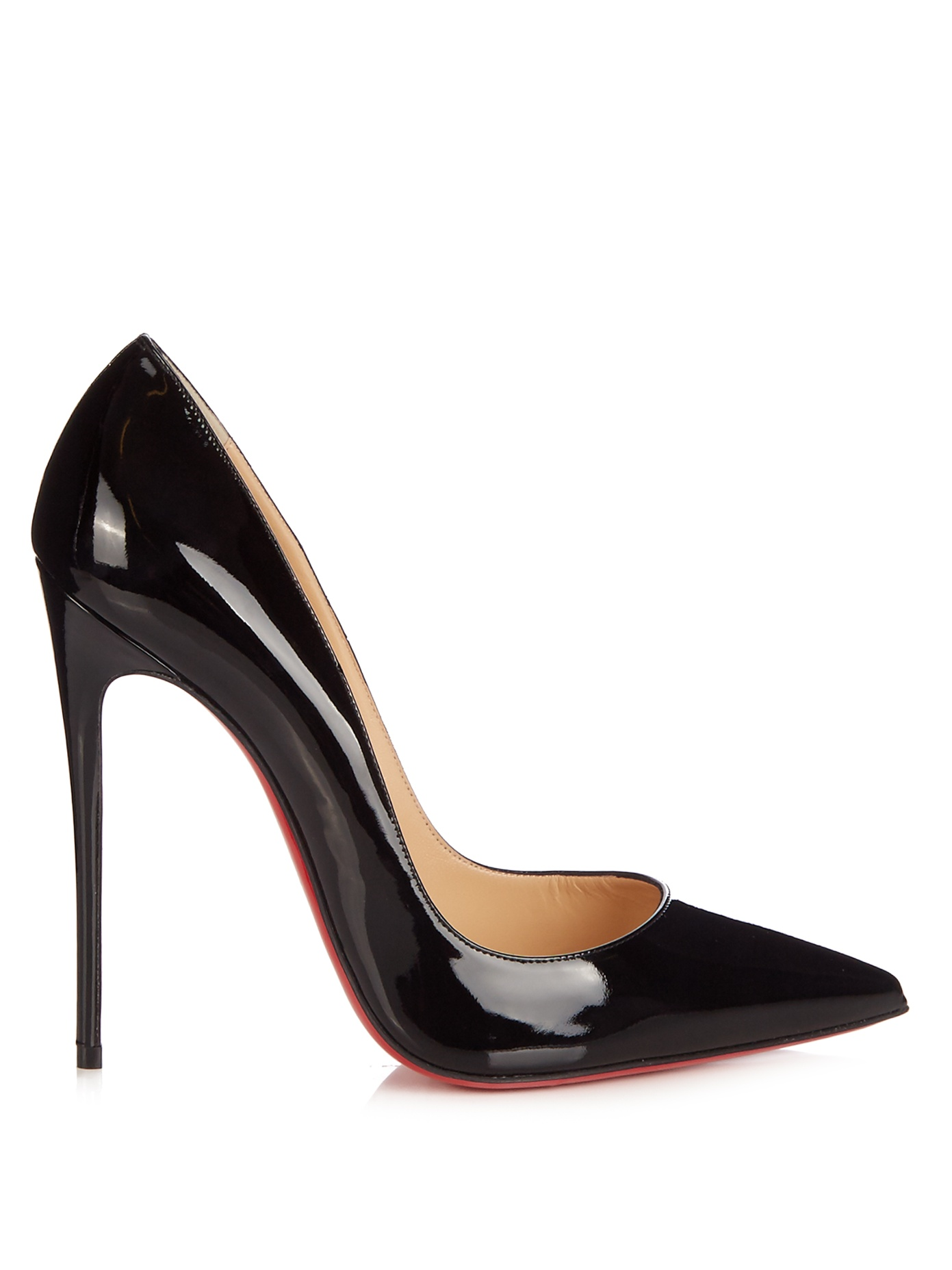 5cef4a45fa2e Christian Louboutin So Kate in Black - Meghan s Mirror