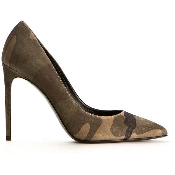 ysl court heels