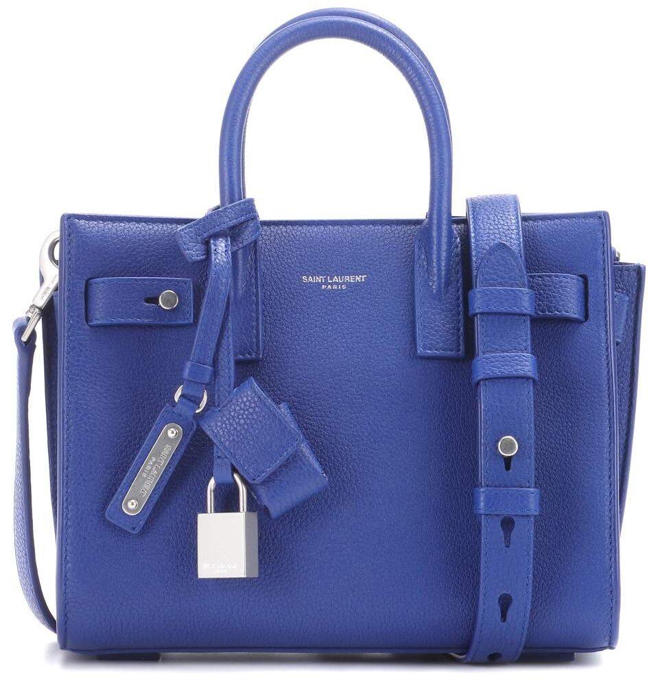 Meghan Markle YSL Nano Bag