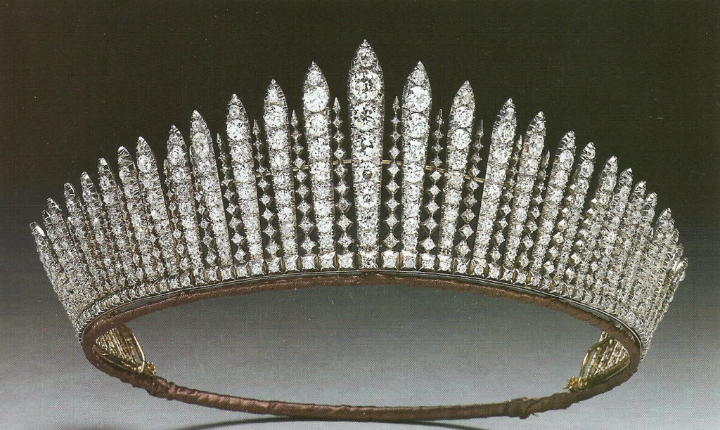 Meghan Markle S Tiara For The Royal Wedding Which One
