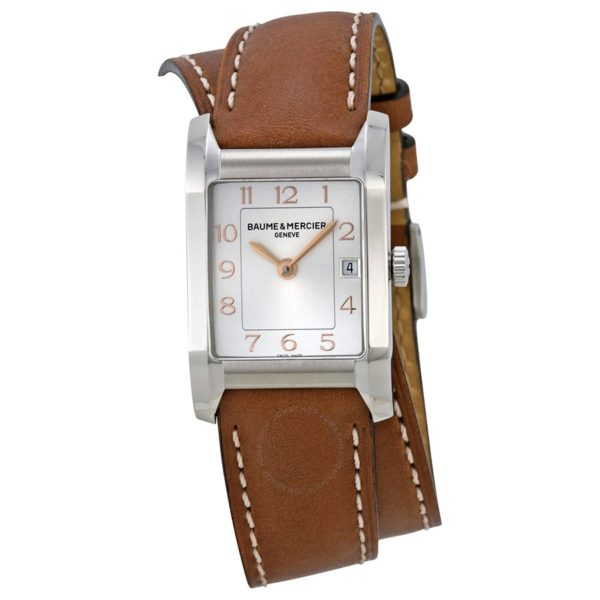 Meghan Markle Baume et Mercier Hampton Watch