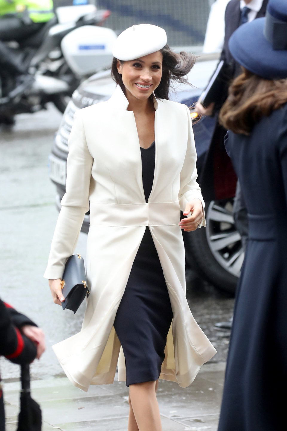 bcd50703246 Meghan Markle Attends Commonwealth Day Services - Meghan s Mirror