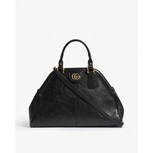 49d56fe1a869 Gucci ReBelle Leather Shoulder Bag - Meghan's Mirror