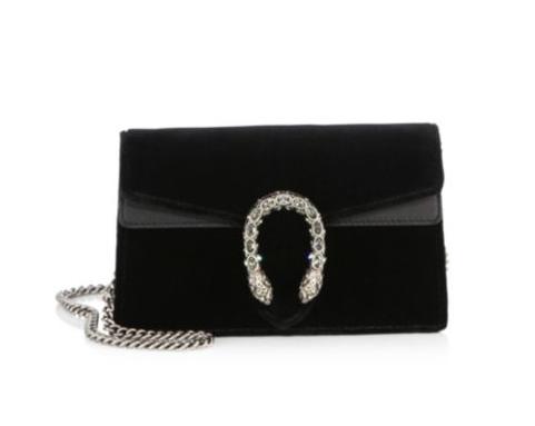 b148d046ee5d Gucci Dionysus Velvet Mini Bag - Meghan's Mirror