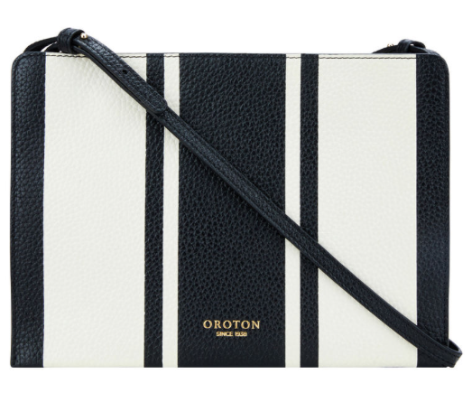 Oroton Avalon Zip Top Crossbody - Meghan s Mirror 2d754d945ca1d