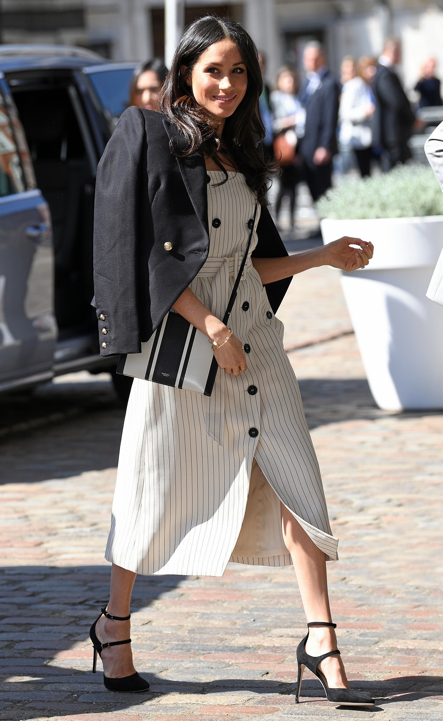 Meghan Markle Attends The Commonwealth Youth Forum Reception