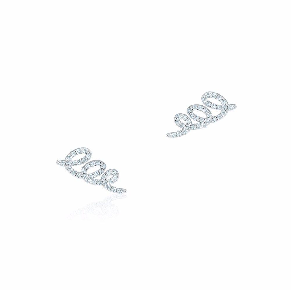 Meghan Markle Birks Diamond Swirl Earrings