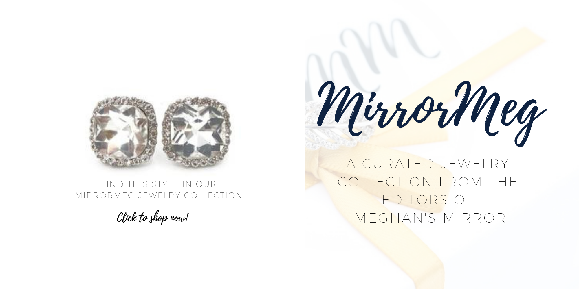 MirrorMeg Birks Bee Earrings Meghan Markle Sussex Etsy