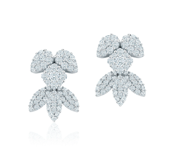 5c89b37d5 Birks Snowflake Collection Stud Earrings - Image Of Earring