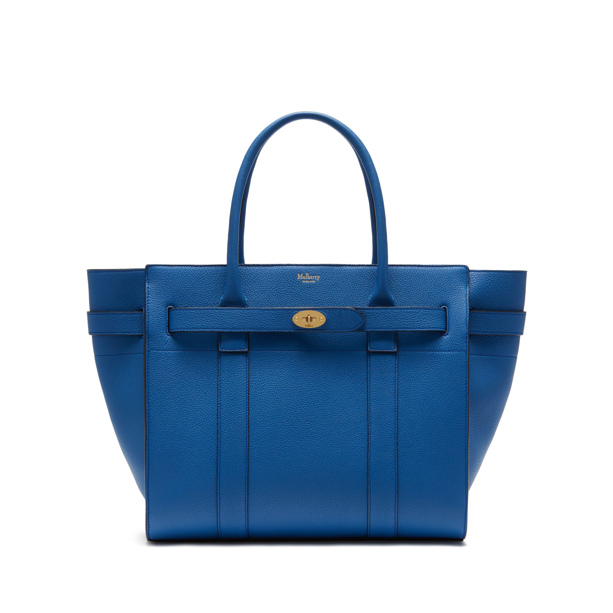 abb66080726 Mulberry Zipped Bayswater in Porcelain Blue - Meghan s Mirror