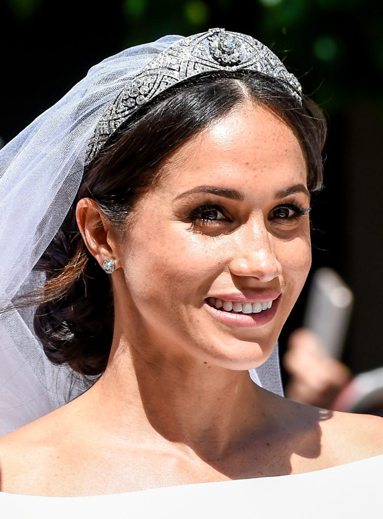 Breaking Down Meghan Markle S Wedding Makeup Meghan S Mirror