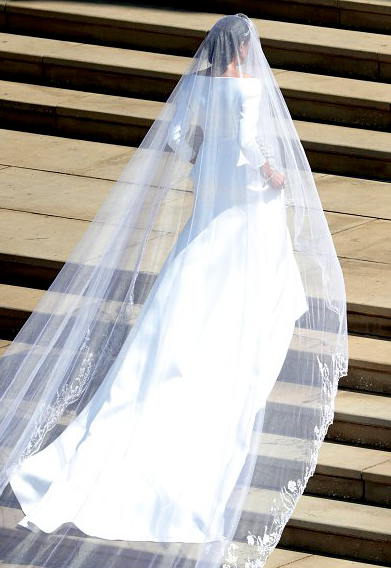 clare waight keller for givenchy wedding gown meghan s mirror meghan s mirror