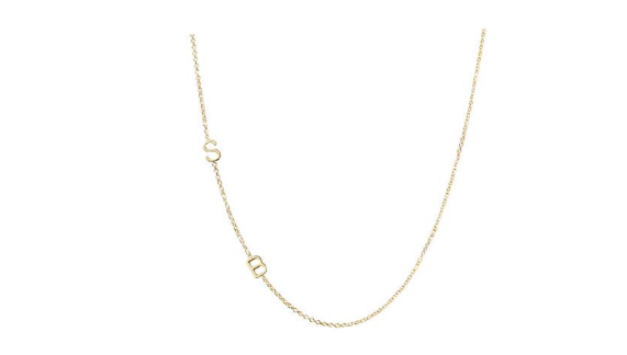 The Story Behind Meghan Markle S H Amp M Initial Necklace