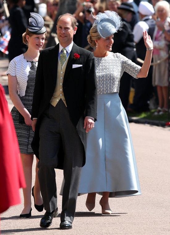 Royal Wedding Guests.Royal Wedding Guest Style Meghan S Mirror
