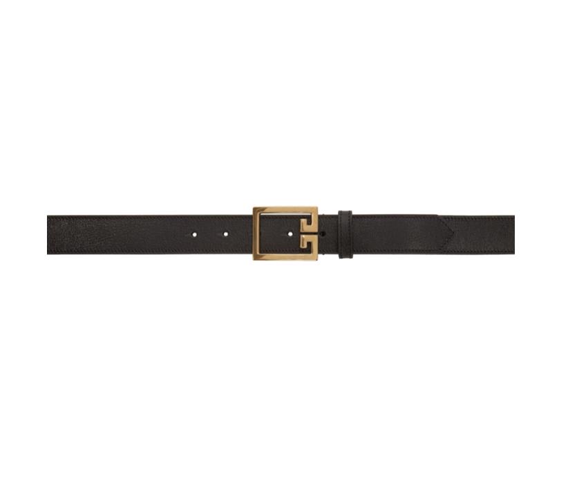 Givenchy Black 2G Buckle Belt - Meghan s Mirror 28ef4e52f6f39