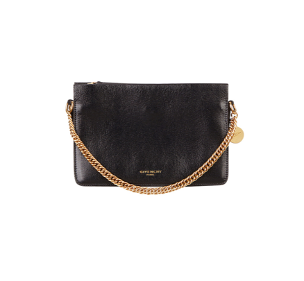 Givenchy Leather Crossbody Bag in Black - Meghan s Mirror fa7ca72e8bc62