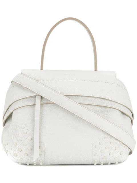 8d831572c Tod's Small Wave Tote - Meghan's Mirror