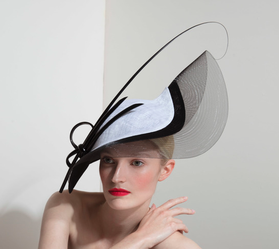 a848a900 Philip Treacy OC 423 Fascinator - Meghan's Mirror