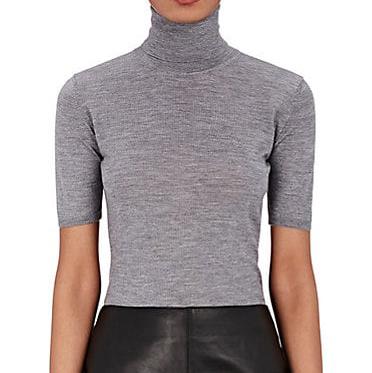 e2fe905662 Barney s New York Cashmere Short Sleeve Turtleneck - Meghan s Mirror