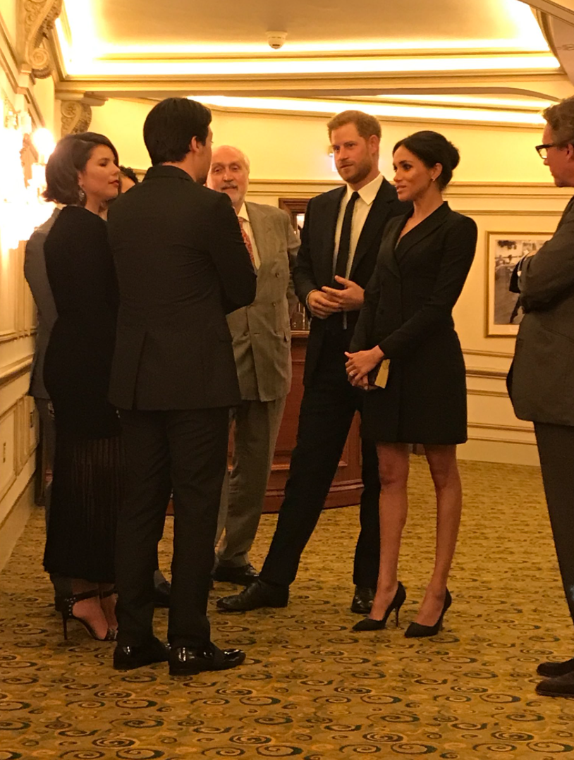 13+ Meghan Markle Black Blazer Dress