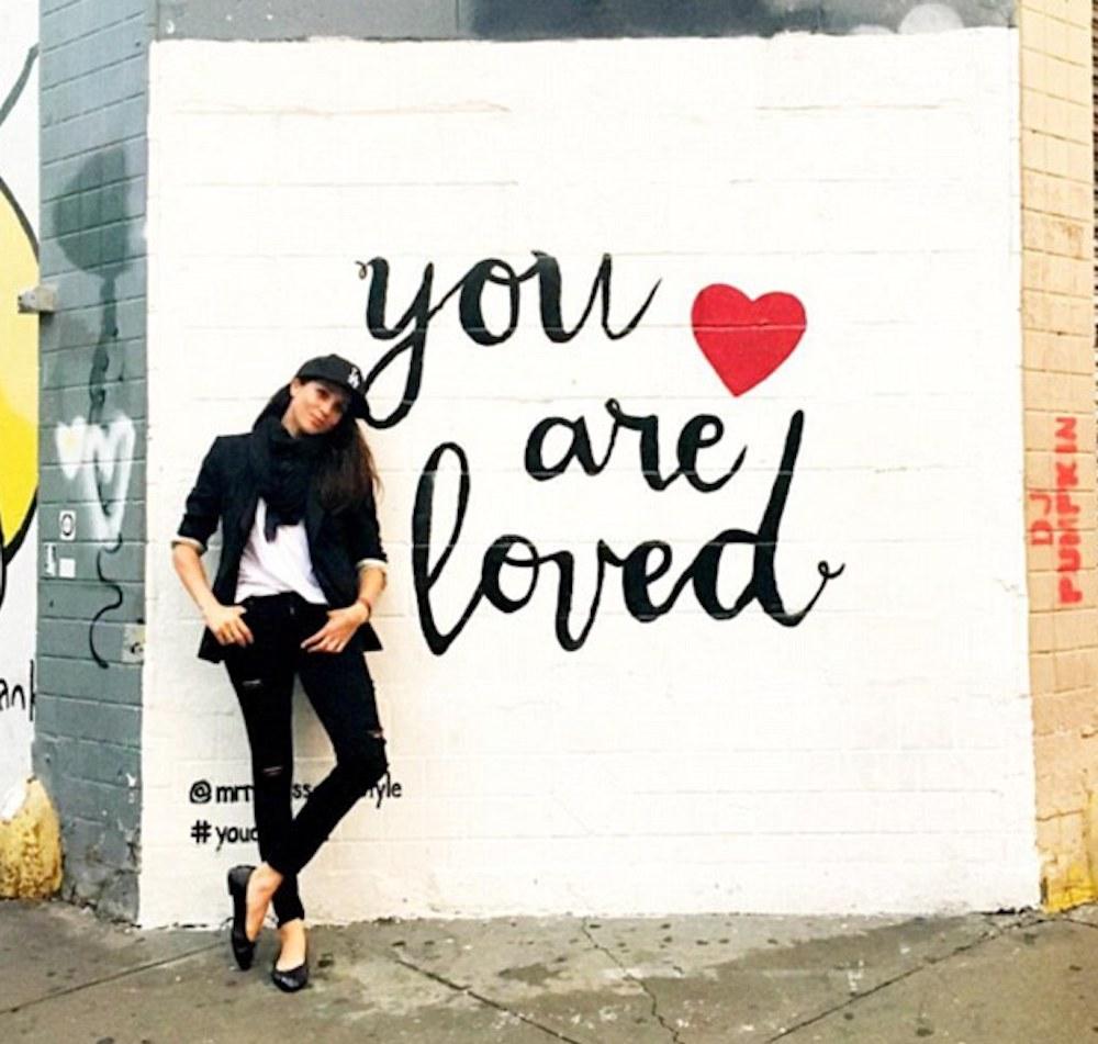 Meghan Markle Instagram Valentine's Day