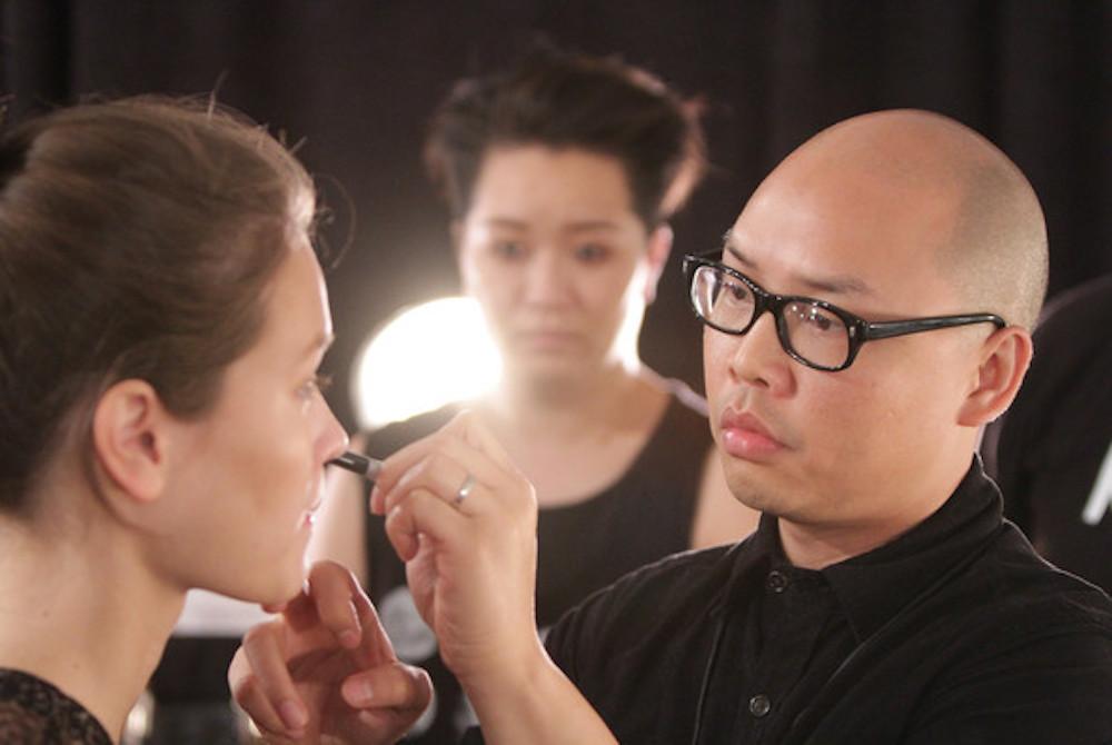 Daniel Martin Meghan Markle Makeup Artist