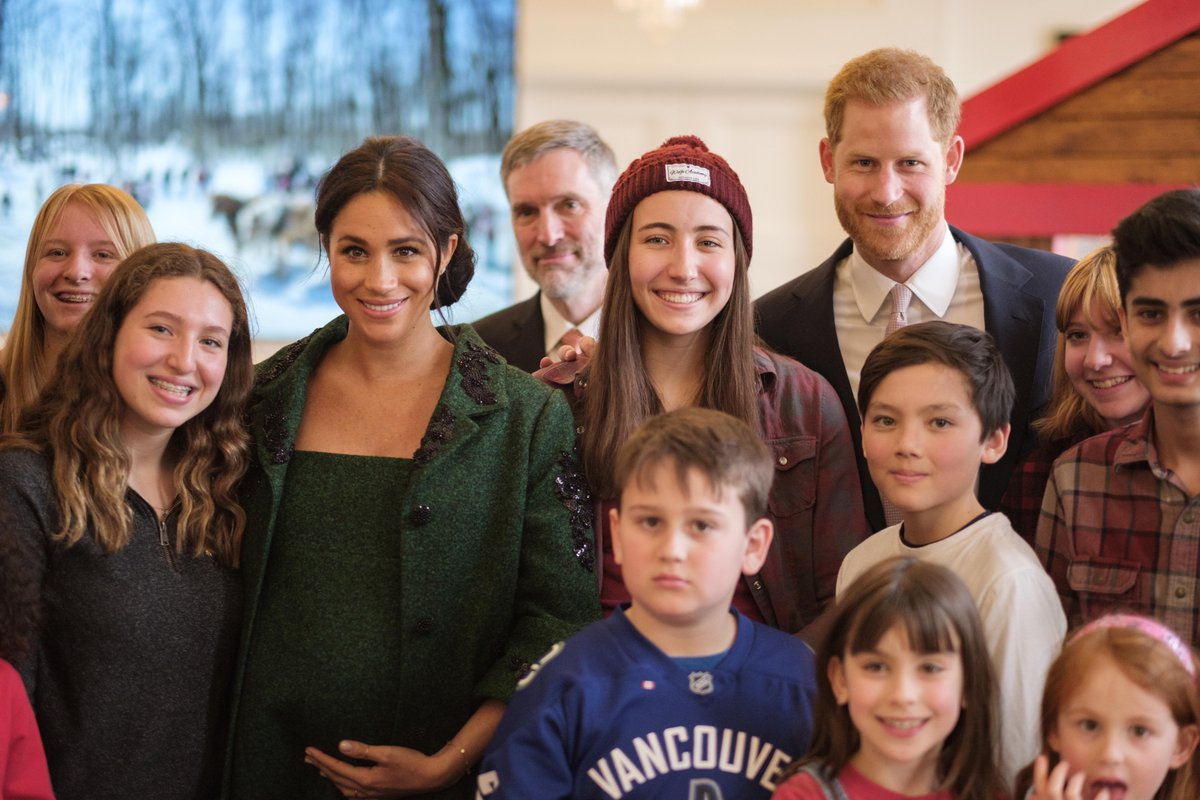 Meghan Markle Commonwealth Day
