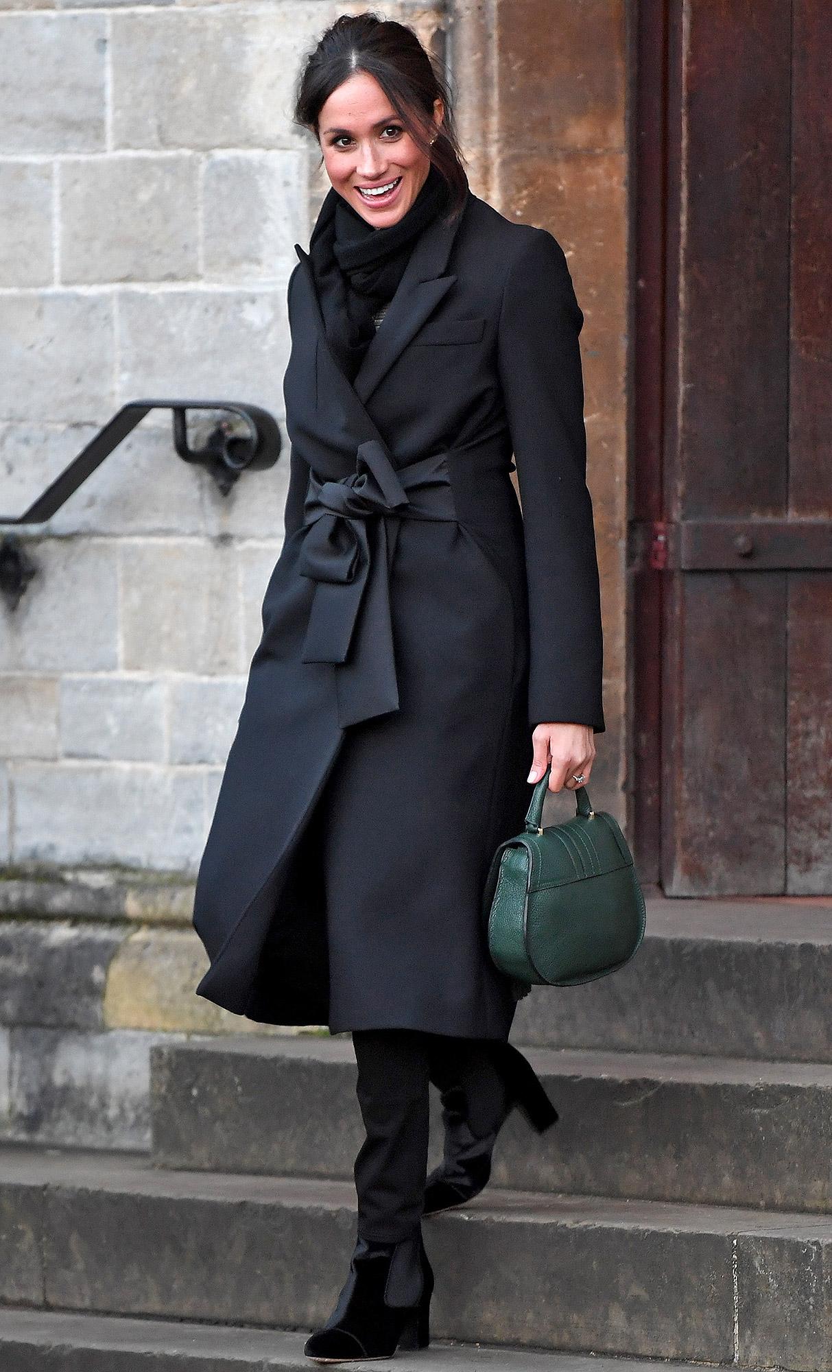 The Royal Approved Handbag Brand Meghans Mirror