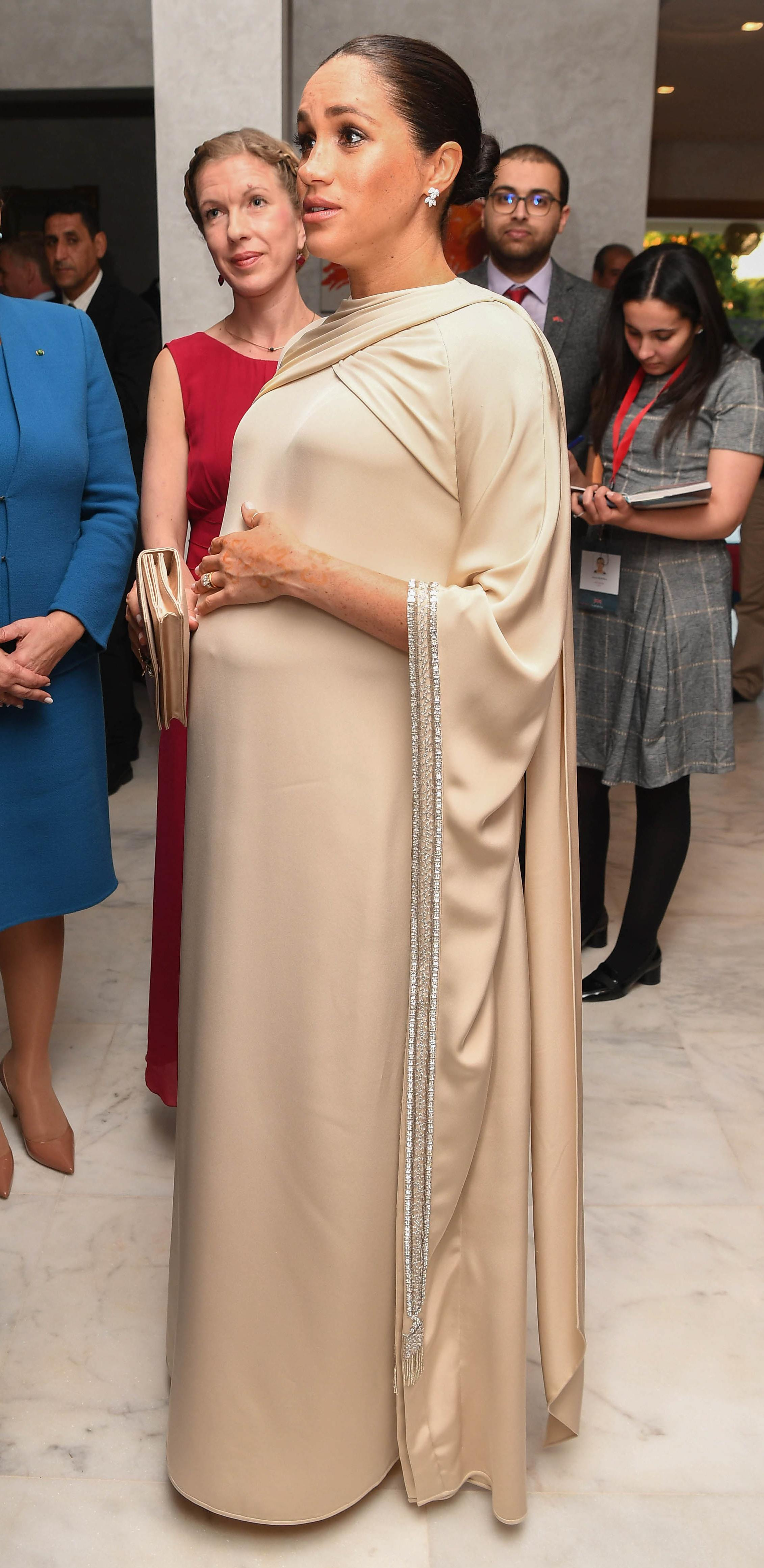 Meghan Markle haute couture