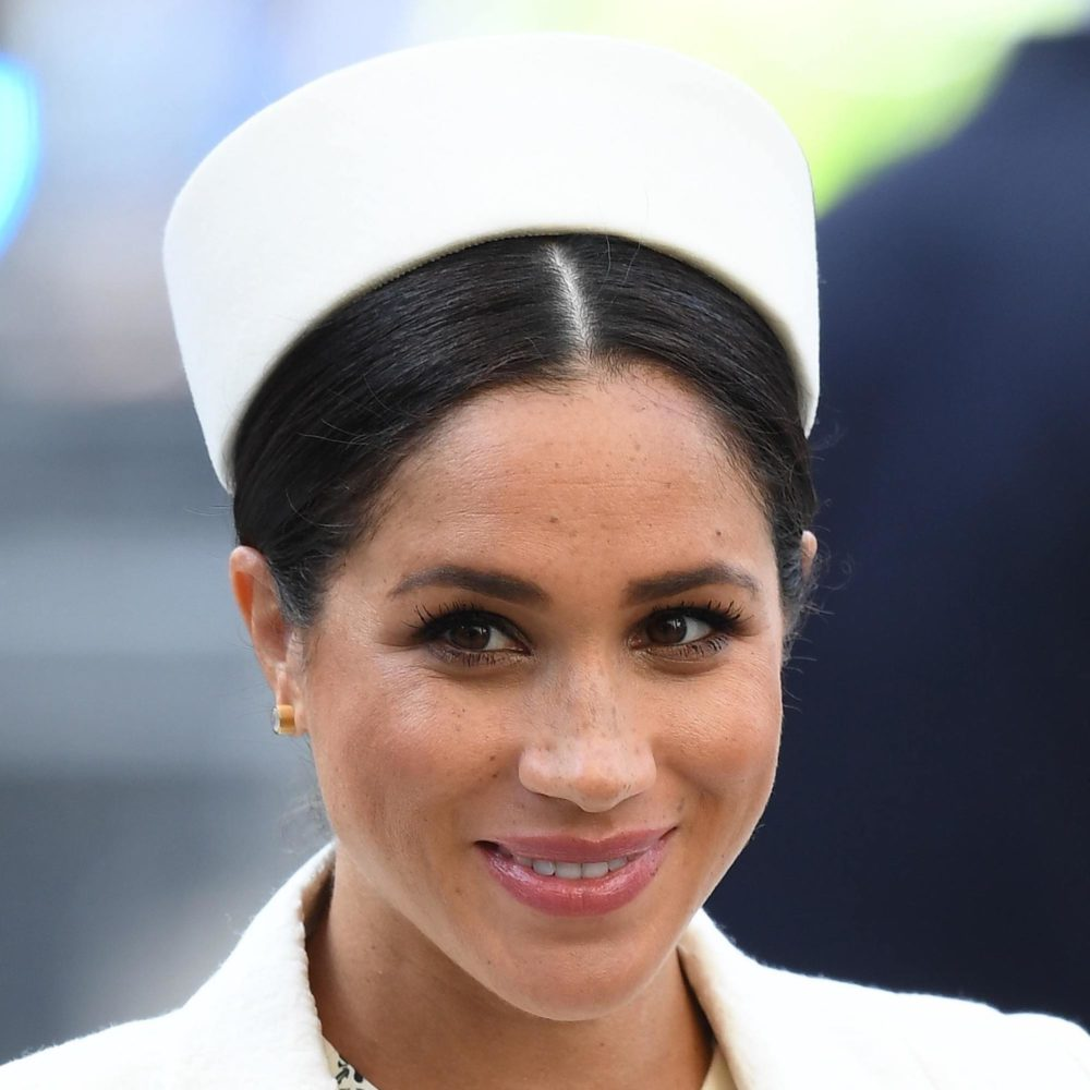 Meghan Markle Pillbox Hat