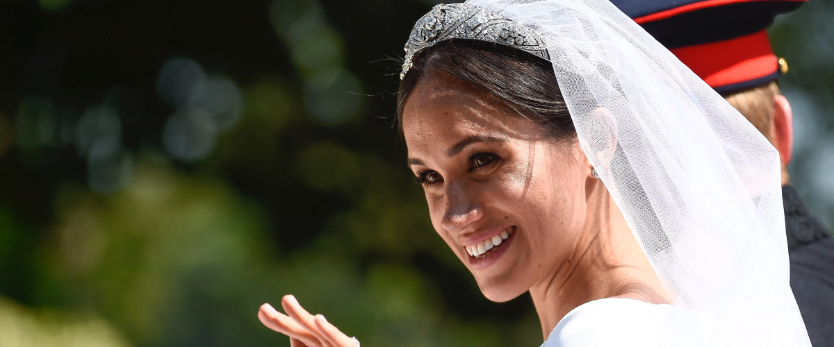 Meghan Markle Royal Wedding Style