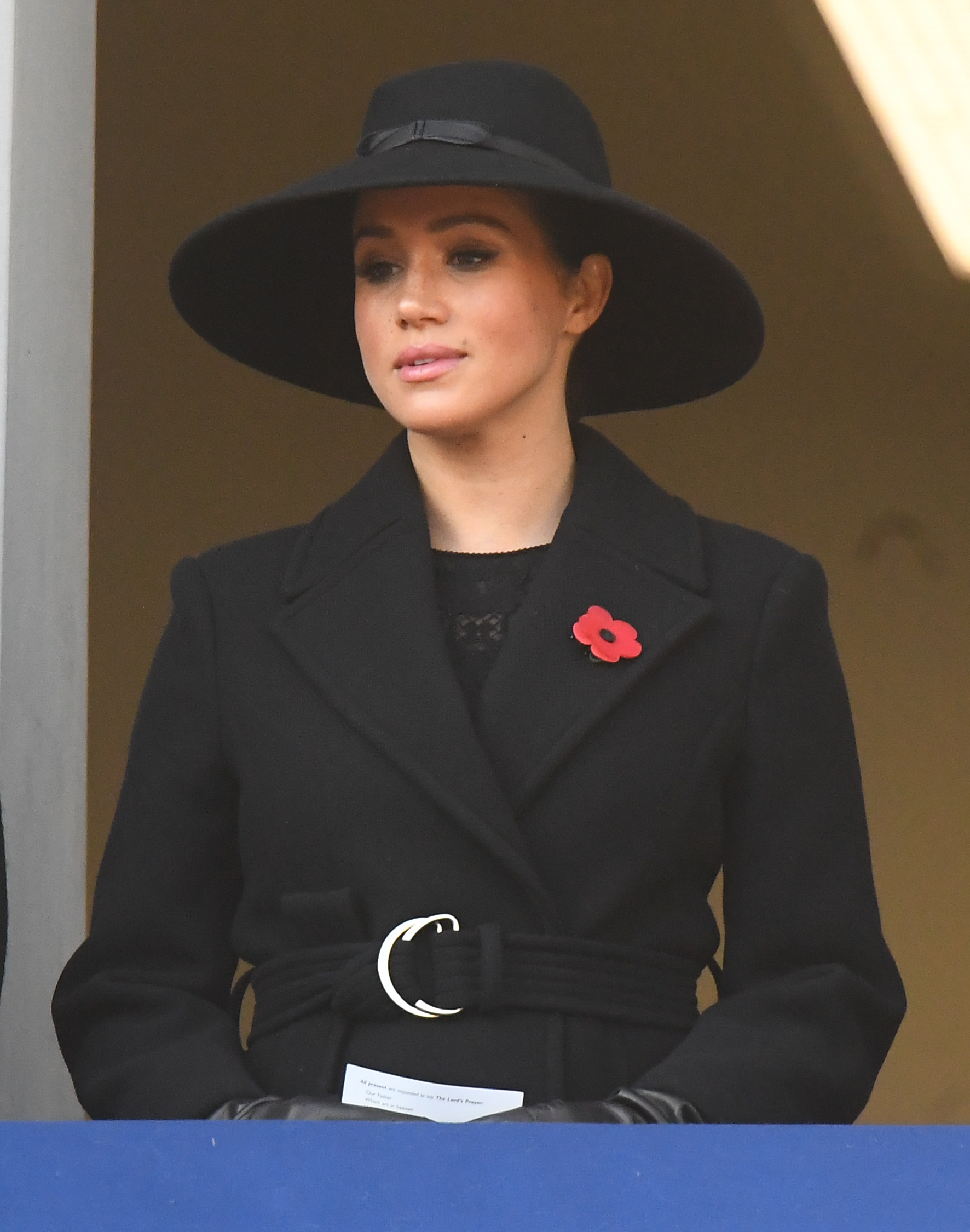 meghan and harry at remembrance day 2019 meghan s mirror 2